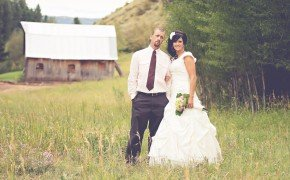 Halie and Jared {An Old Mill Wedding}