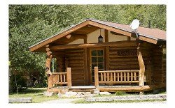 The Lodgepole Cabin {Afton, Wyoming Lodging}